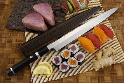 countryglencenter.com- Best Sashimi/Sushi Knives